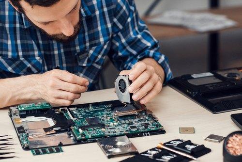 تعمیر لپ تاپ سونی وایو